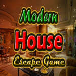 Modern House Escape Game