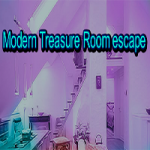 Modern Treasure Room Escape