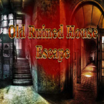 Old Ruined House Escape