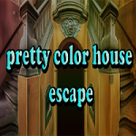 Pretty Color House Escape