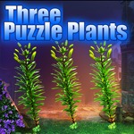 Three Puzzle Plants Escape