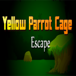Yellow Parrot Cage Escape