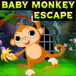 Baby Monkey Escape Games4King