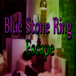Blue Stone Ring Escape