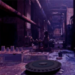 Chemical Plant Escape