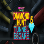 Diamond Hunt 5 Drainage Tunnel