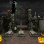 Escape Game Halloween Cemetery