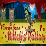 Escape Game Witchs Potion
