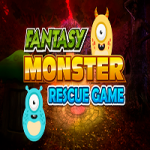 Fantasy Monster Rescue Game MeenaGames