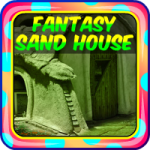 Fantasy Sand House Escape