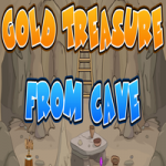 Gold Treasure From Cave