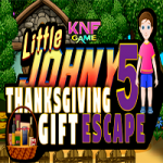 Little Johny 5 Thanksgiving Gift Escape KNFGames