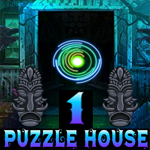 Night Puzzle House Escape 1