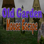 Old Garden House Escape EscapeGamesZone