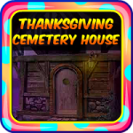 Thanksgiving Cemetery House Escape