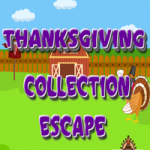 Thanksgiving Collection Escape EscapeGames2