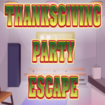 Thanksgiving Party Escape EscapeGames2