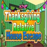 Thanksgiving Relative House Escape
