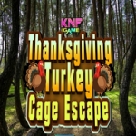 Thanksgiving Turkey Cage Escape KNFGames