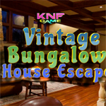 Vintage Bungalow House Escape
