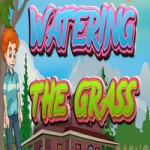 Watering The Grass EscapeGamesDaily