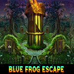 Blue Frog Escape