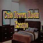 Cute Brown Room Escape