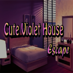 Cute Violet House Escape
