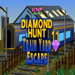 Diamond Hunt 11 Train Yard Escape