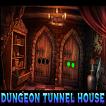 Dungeon Tunnel House Escape Game
