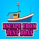 Escape From Tent Boat KidsJollyTv