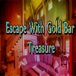 Escape With Gold Bar Treasure
