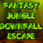 Fantasy Jungle Downfall Escape