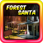 Forest Santa Escape
