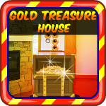 Gold Treasure House Escape
