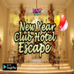 New Year Club Hotel Escape