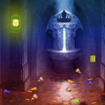 New Year Fantasy Castle Escape