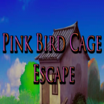 Pink Bird Cage Escape