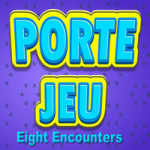 Porte Jeu Eight Encounters