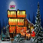 Santa Claus Christmas Gift Escape