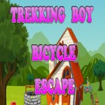 Trekking Boy Bicycle Escape