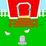 Chicken Farm Escape