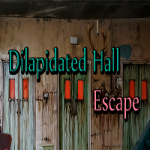 Dilapidated Hall Escape