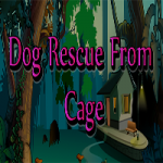 Dog Rescue From Cage