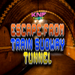 Escape From Train Subway Tunnel