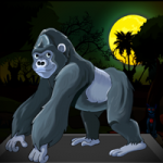 Escape Game Rescue Ape From The Hunter