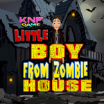 Escape Little Boy From Zombie House