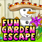 Fun Garden Escape