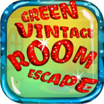 Green Vintage Room Escape