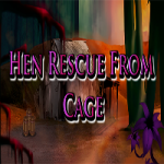 Hen Rescue From Cage